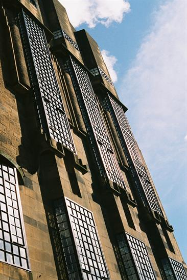 Glasgow School of Art - by Ellen Munro