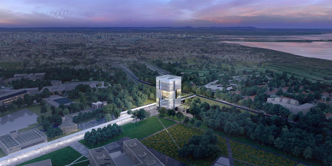 John Ronan Architects