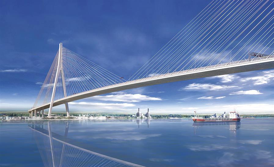 Bridging North America