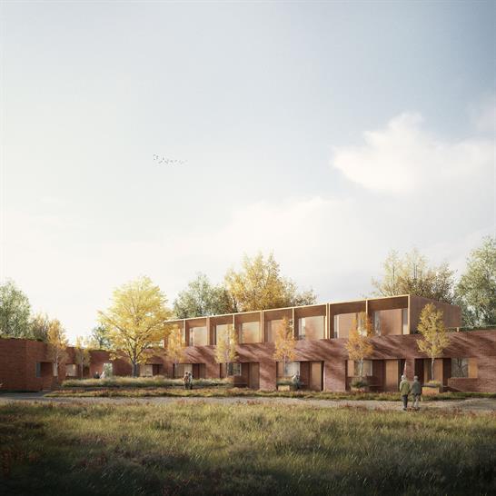 Cemex House, New Build