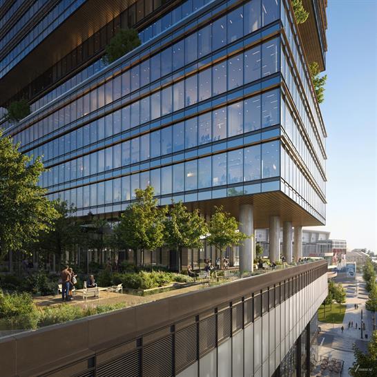 Gensler, COOKFOX Architects