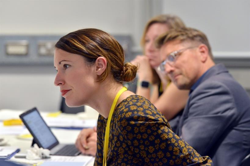 Olivia Walker, Head of City Development, Bosch Mobility Solutions