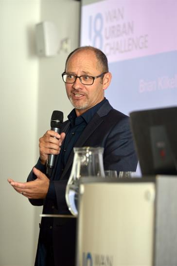 Brian Kilkelly, Development Lead, EIT Climate-KIC
