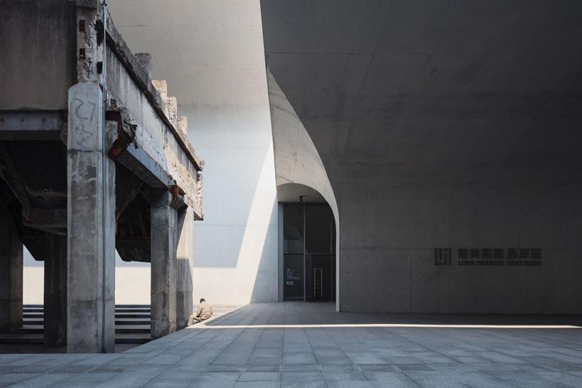 Long Museum West Bund, China by Pawel Paiczko
