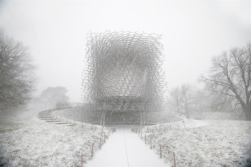 The Hive, Kew Gardens, UK by Jeff Eden