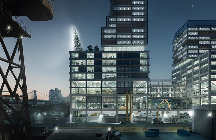 WXY architecture