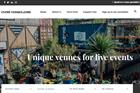 Clive launches new live events venue-finding website