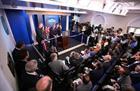 Gloves Off: Time to cut the daily White House briefing?
