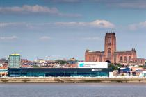£66m Exhibition Centre Liverpool opens for events