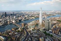 London hotel rates highest in Europe
