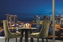 Singapore: Tableau Software at Pan Pacific, Marina Bay