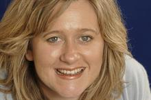 Third Sector Awards 2014: Charity Chair of the Year - Winner: Becky Hill, Back Up