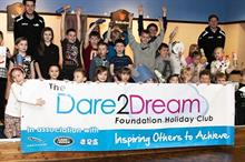 Third Sector Awards 2014: Best Start-up - Winner: Dare2Dream Foundation