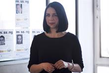 Third Sector Awards 2014: Rising Chief Executive - Winner: Jo Youle, Missing People