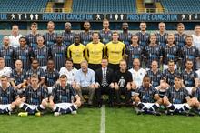 Third Sector Awards 2014: Corporate Partnership - Winner: Prostate Cancer UK with Millwall FC