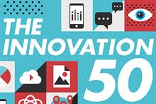 The Innovation 50: 2015