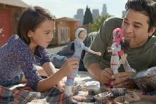 Mattel brings dads into the Barbie narrative
