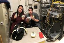 Tommee Tippee renovates 'scariest' workplace lactation room in the U.S.