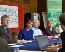 Newcastle wants to lead on waste