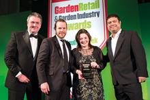 Garden Centre Outlet of the Year: turnover under £2m
