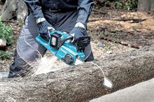 Chainsaws and pruning tools