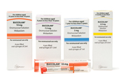 Buccolam: licensed buccal midazolam product
