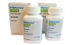 Imbruvica: protein kinase inhibitor with dual indication
