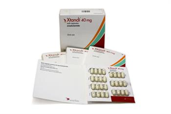 Xtandi: oral anti-androgen for metastatic prostate cancer