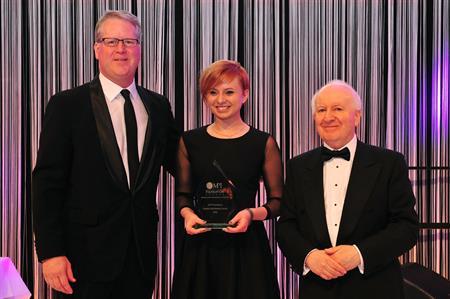 MPI Foundation Student Scholarship Award: Karolina Widawska from the University of Silesia