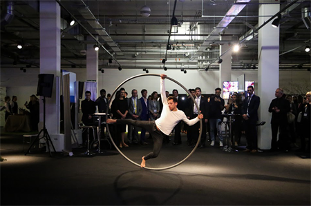 Week in Pictures: AccorHotels GME; Unique Venues of London; Sea Containers Events launch