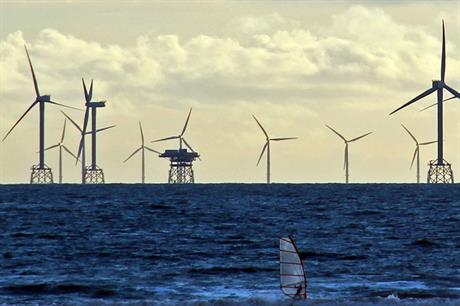 Refinancing a stake in Walney was GIB's first offshore involvment