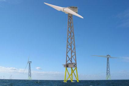 Decc is funding the 2-B turbine