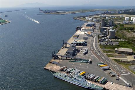 Marubeni is planning to develop a 65MW project in Akita Port