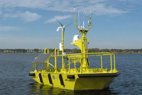 The WindSentinal will be deployed off the US' east coast