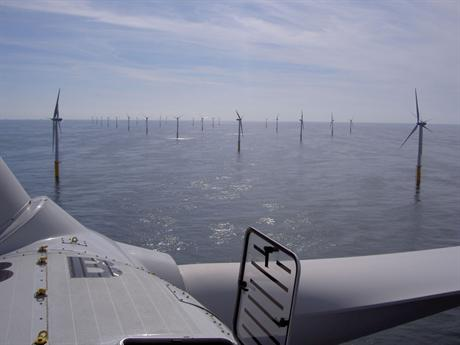 Sumitomo has taken a 39% stake in the Belwind project