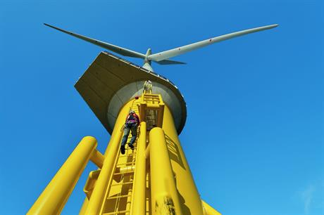 Bilfinger has produced foundations for projects in the North and Baltic seas