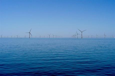 Geophysical Surveys are underway at the Cape Wind project