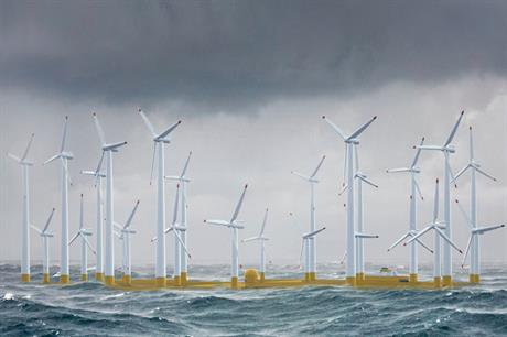 DWI's Power Station can hold up to 24 turbines with a maximum 86MW capacity