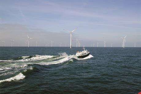 Offshore O&M is likely to benefit from the flexibility of smaller service vessels