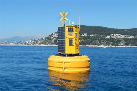 Flidar's floating lidar is to be deployed in the North Sea