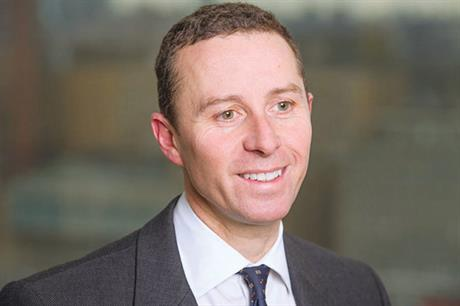 Peter Knott becomes GIB's new chief financial officer