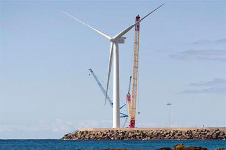 Gamesa is moving into the offshore market through a JV with Areva