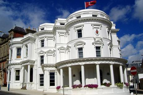 The High Court of Tynwald, Isle of Man's Parliament (Photo credit: Kevin Rothwell)