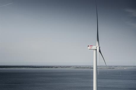 MHI Vestas' V164 is now being commercially offered with 9MW output