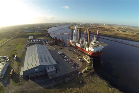 MPI Offshore has taken permanent residence of Tees Base, northeast UK
