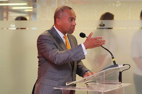 Governor Deval Patrick is looking to learn from UK experience
