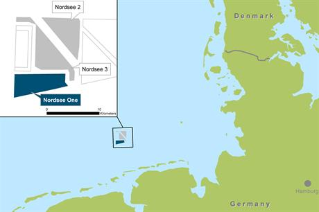Northland Power has acquired an 85% stake in the Nordsee cluster