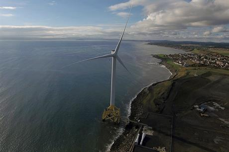 ORE Catapult has acquired the 7MW turbine at Levenmouth, Scotland from Samsung Heavy Industries