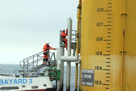 IMCA has revised its guidelines for offshore crew transfer (pic: Siemens)