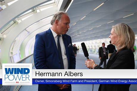 Windpower Monthly TV will be broadcasting from EWEA Offshore 2015 in Copenhagen, Denmark